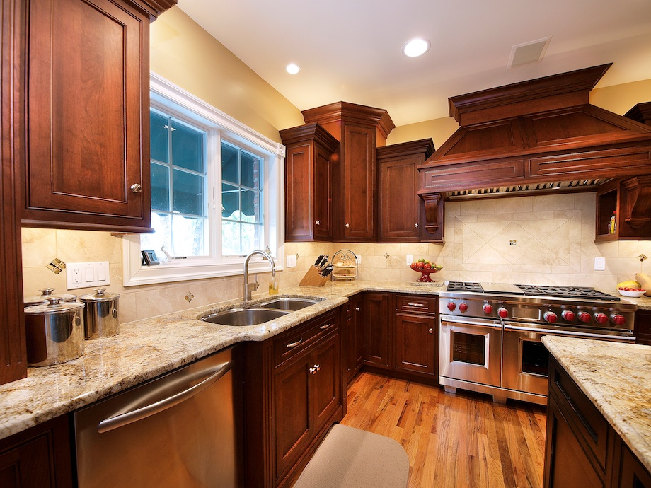 Client's Request: A Custom Kitchen